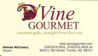 Gourmet Gifts - Straight from the Vine