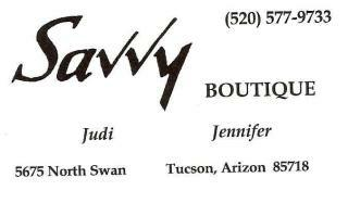 Savvy Womens Boutique