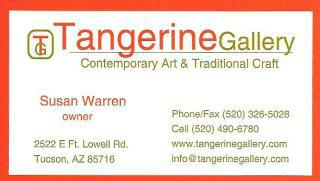 Tangerine Gallery - Contemporary Art and Traditional Craft