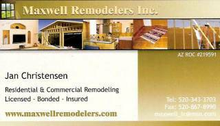 Maxwell Remodelers