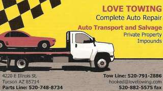 Love Towing