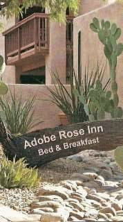 The Adobe Rose Inn - Marion Hook