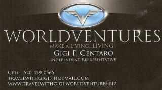World Ventures - Gigi Centaro